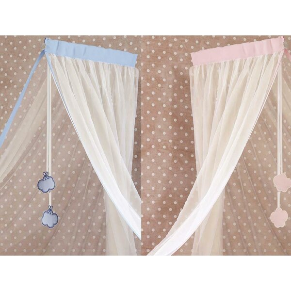 Bayside Bed Canopy by Harriet Bee