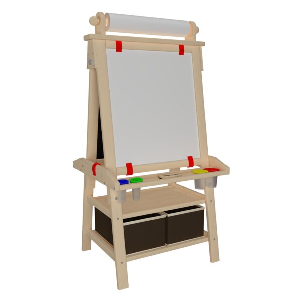 Deluxe Learn and Play Magnetic Board Easel by Litt
