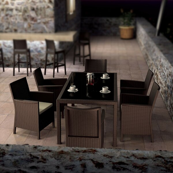 Racheal 7 Piece Dining Set by Brayden Studio