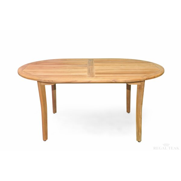 Captiva Teak Dining Table by Regal Teak