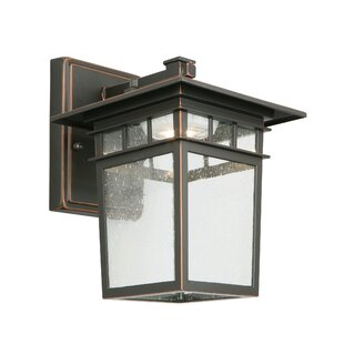 Affordable Price Dayton 1-Light Outdoor Wall Lantern By Design House