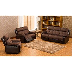 Tavistock 3 Piece Living Room Set by Red Barrel Studio