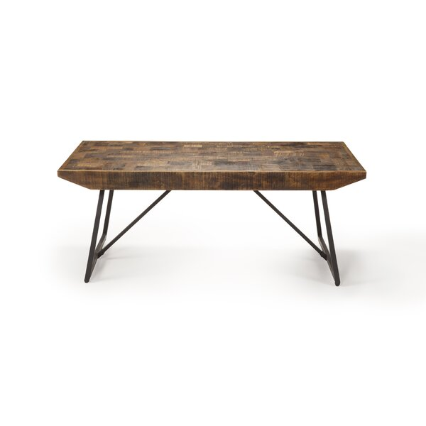 Evander Coffee Table by 17 Stories
