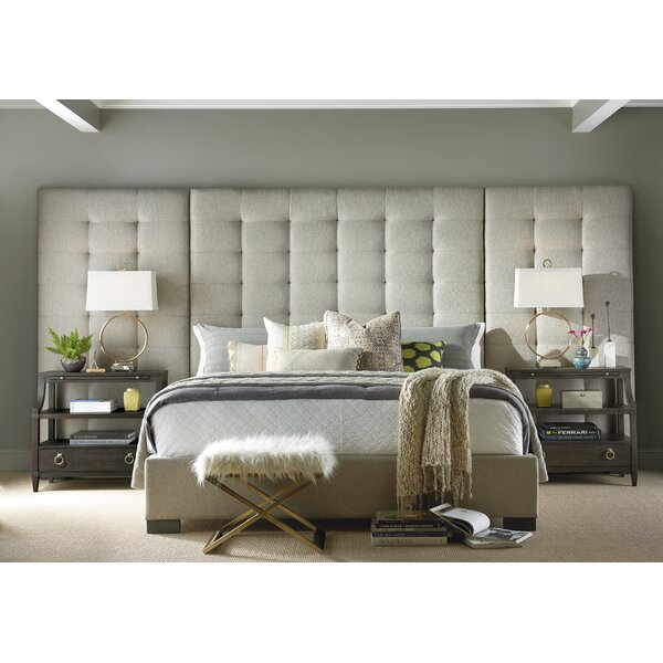Garton Panel Configurable Bedroom Set by Everly Quinn