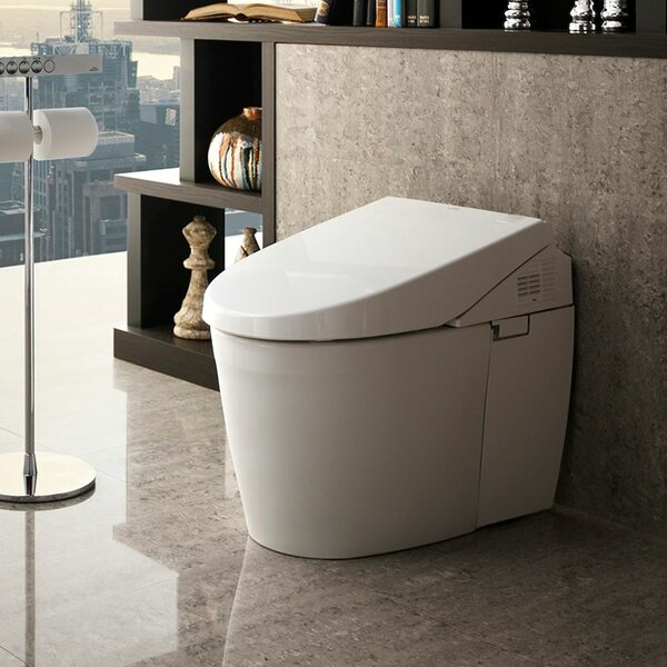 Neorest 550H Elongated Toilet/Bidet by Toto