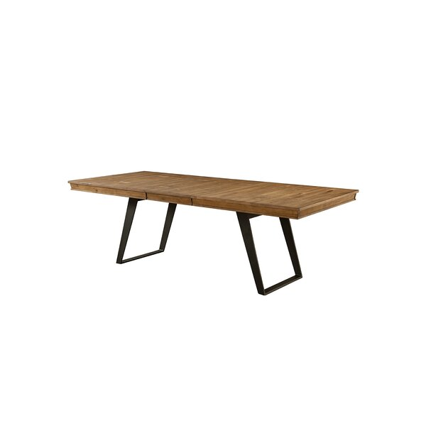 Terwilliger Extendable Dining Table by Union Rustic