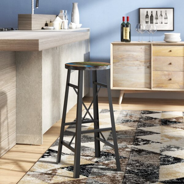 Clayera 28.5 Bar Stool by Trent Austin DesignClayera 28.5 Bar Stool by Trent Austin Design