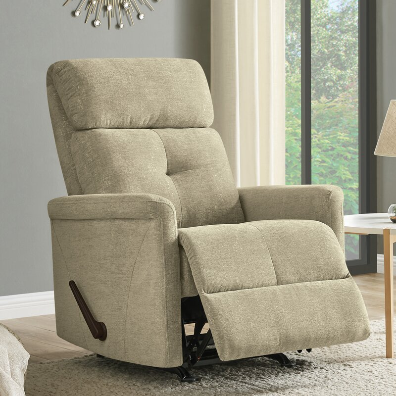 Vondrus Manual Rocker Recliner by Winston Porter