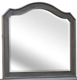 Block Arched Dresser Mirror by House of Hampton