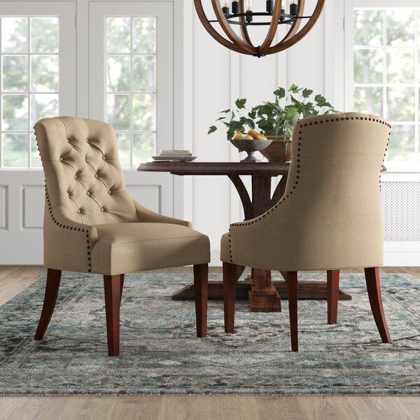 Bridgette Upholstered Arm Chair by Birch Lane™ Heritage