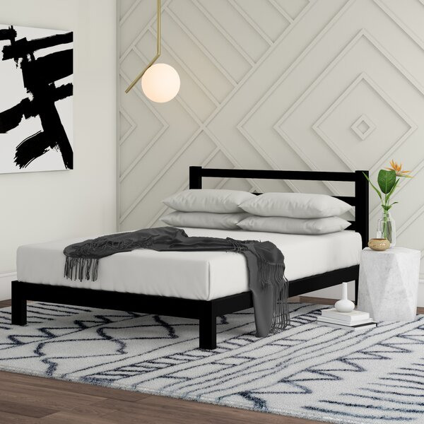 Avey Platform Bed by Mercury Row