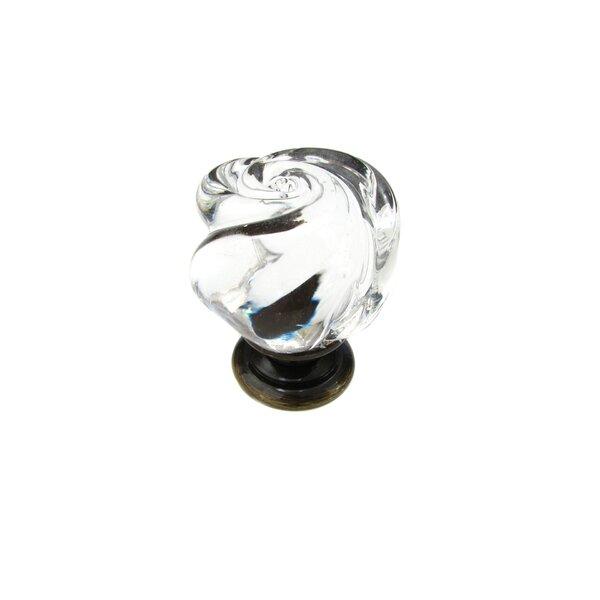 Crystal Knob by Richelieu