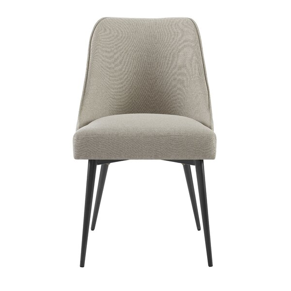 Nivens Upholstered Dining Chair (Set of 2) by Brayden Studio