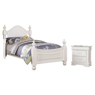 Ryals Panel Configurable Bedroom Set by Harriet Bee