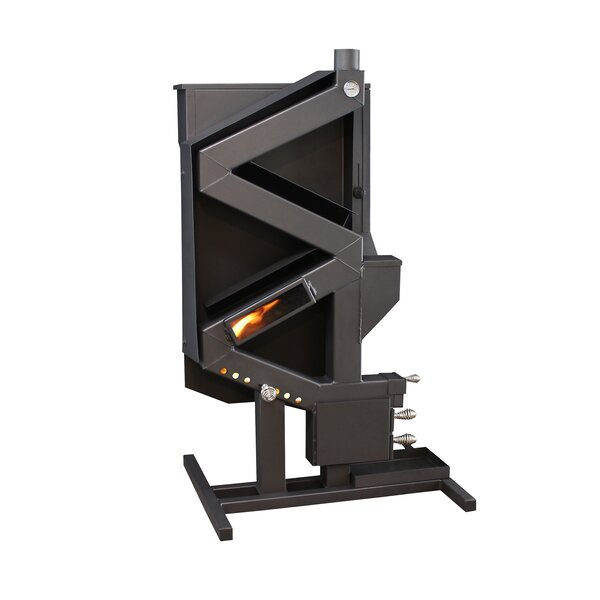 Wiseway Direct Vent Wood Pellets Stove By United States Stove Company
