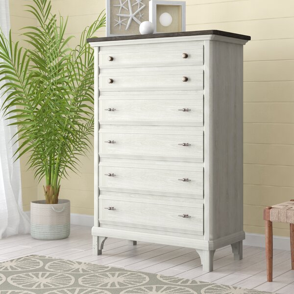 Georgetown 5 Drawer Chest by Beachcrest Home