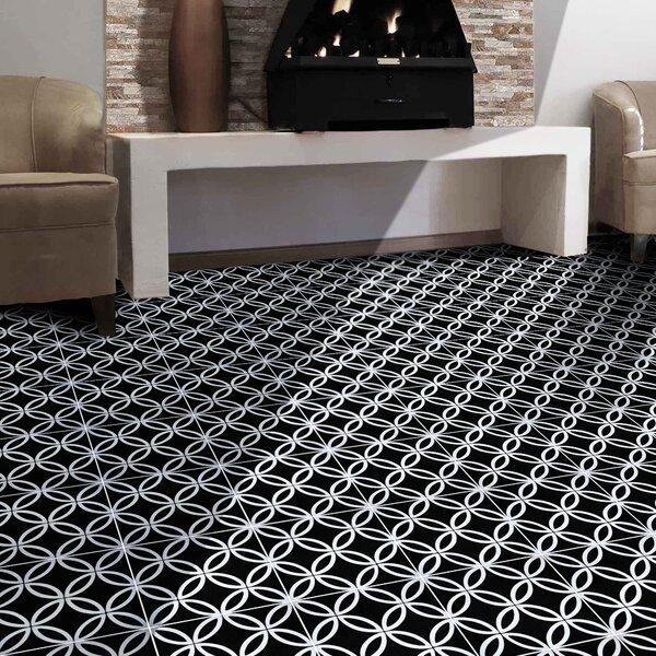 Amlo Handmade 8 x 8 Cement Field Tile