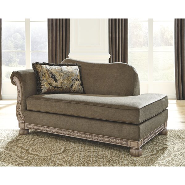 Mcdevitt Corner Chaise Lounge By Darby Home Co