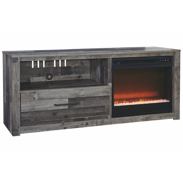 Wilcoxen 59 TV Stand with Fireplace by Millwood Pines