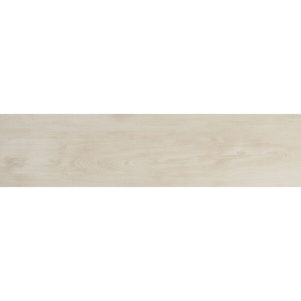 Bridgeport 6 x 36 Porcelain Wood Look Tile in Summertree by Itona Tile