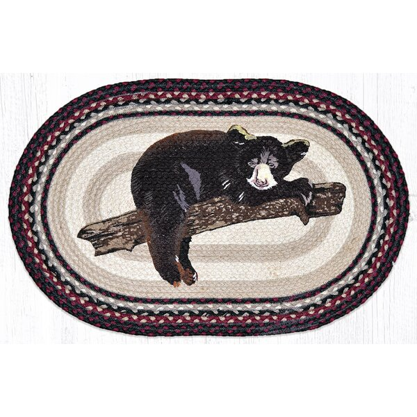 Baby Bear Printed Area Rug by Earth Rugs