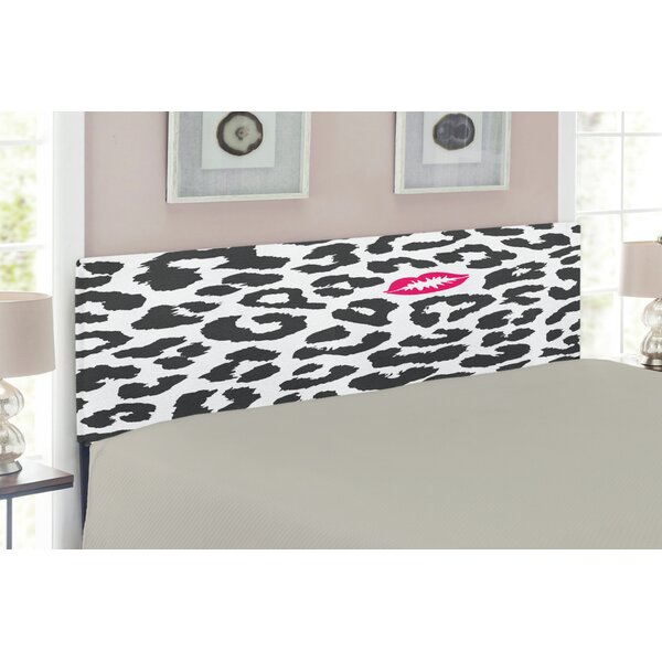Ambesonne Safari Upholstered Panel Headboard by East Urban Home