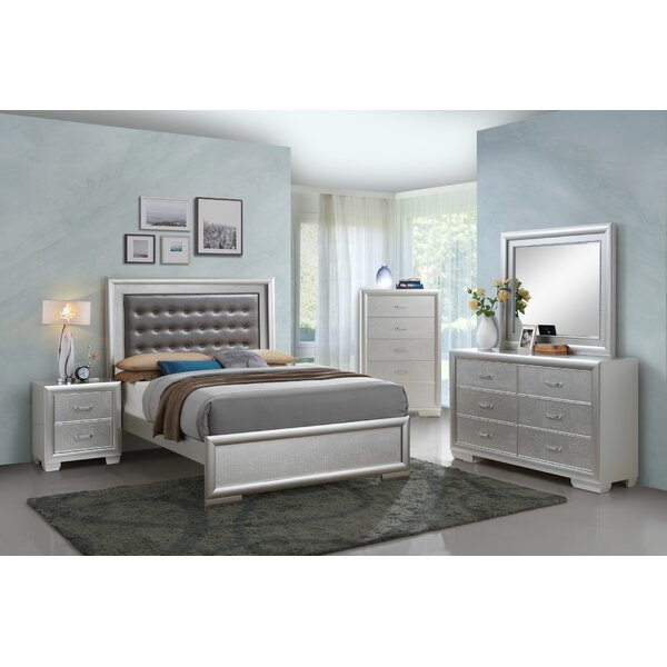 Aguilera Configurable Bedroom Set by Everly Quinn