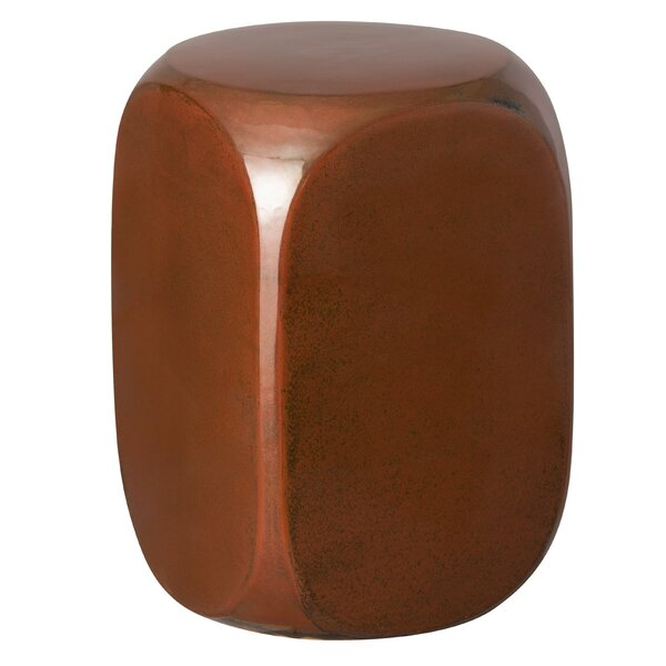 Ricardo Dice Garden Stool by George Oliver