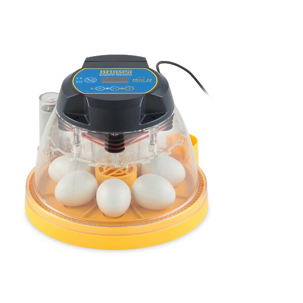 Mini II Advance Automatic Chicken Egg Incubator by Brinsea