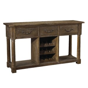 Pyrenees Console Table by French Heritage