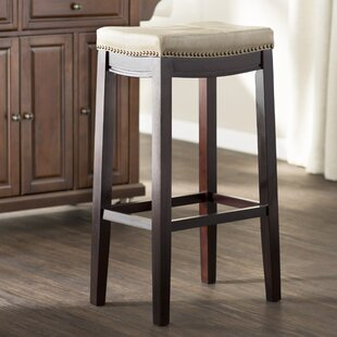 Russett 32 Bar Stool by Three Posts