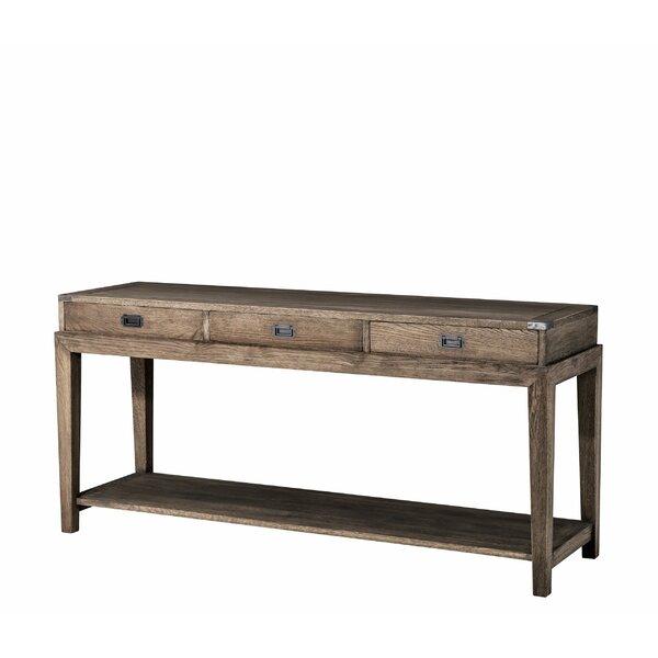 Eichholtz Brown Console Tables
