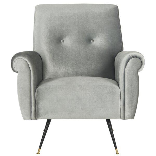 Retro Armchair By Willa Arlo Interiors