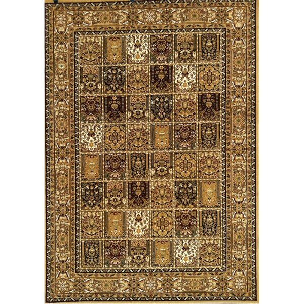 Mona Lisa Beige Design A Rug by Rug Factory Plus