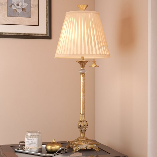 Aghalee 35.5 Buffet Lamp by Astoria Grand