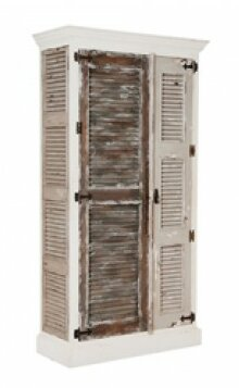 Haywood Shutter Armoire by Rosecliff Heights