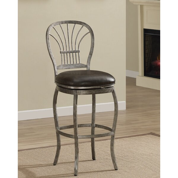 Harper 30 Swivel Bar Stool by American Heritage