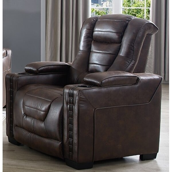 Deray Power Recliner By Winston Porter