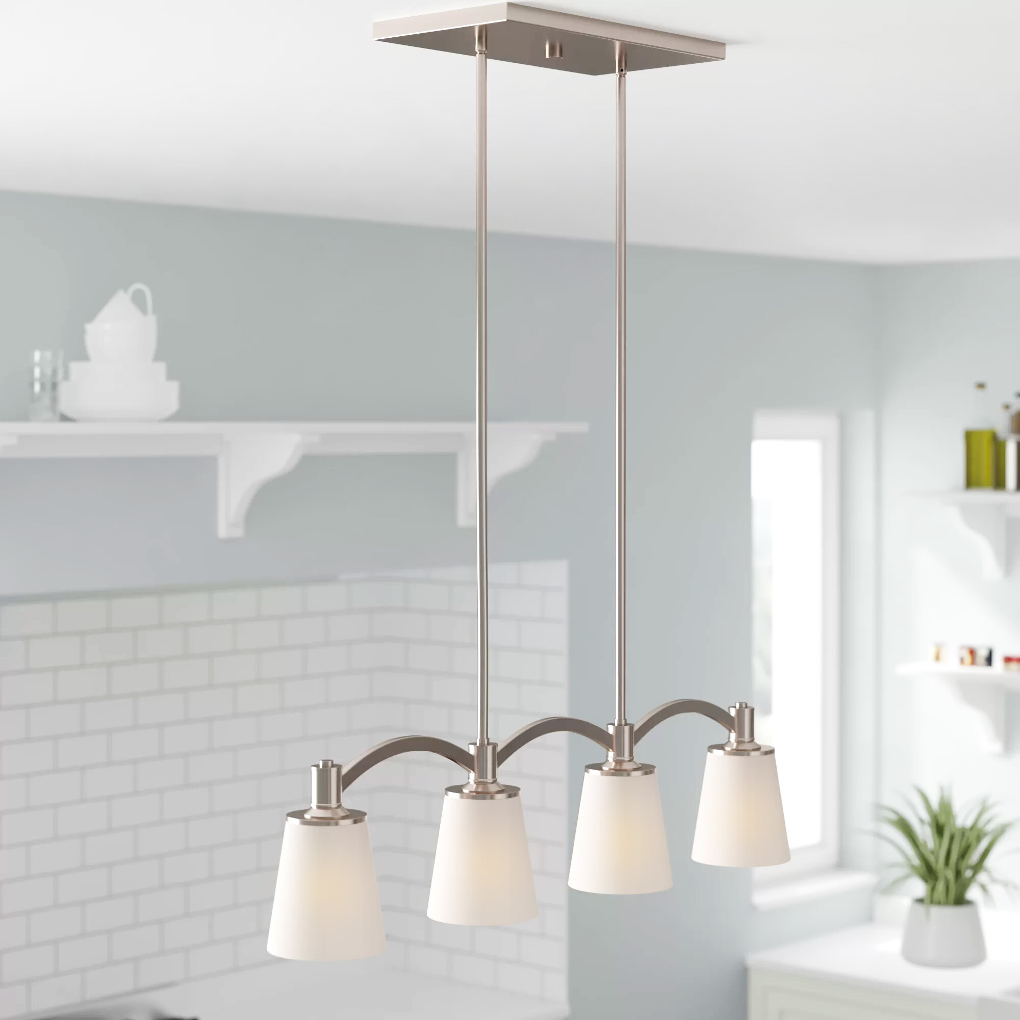 Oversized 30 Wide Or Larger Pendant Lighting You Ll Love In 2020 Wayfair