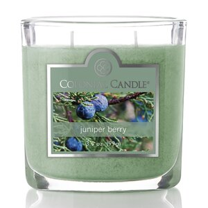 Juniper Berry Scent Jar Candle