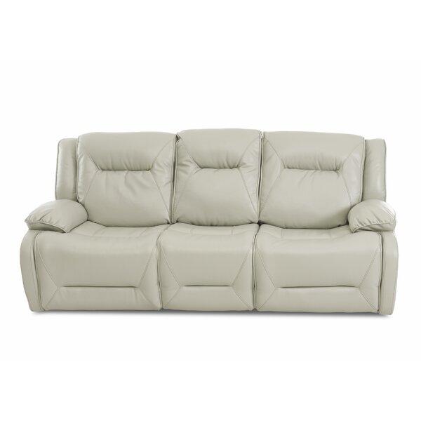 Rutan Reclining Sofa by Charlton Home