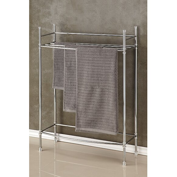 Free Standing Towel Stand by BEST LIVING INC