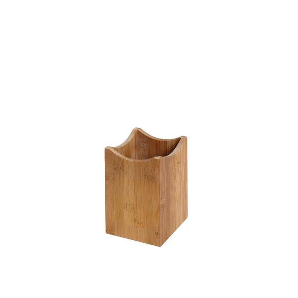Bamboo Utensil Holder by YBM Home