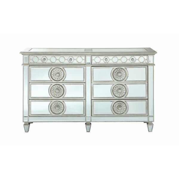 Montana 8 Drawer Double Dresser by Rosdorf Park
