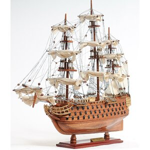 Small Victory Model Ship