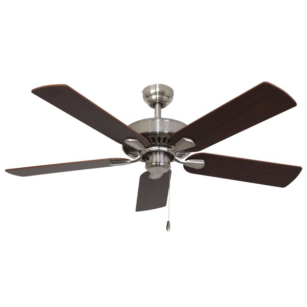 52 Crawley 5-Blade Indoor Ceiling Fan by Charlton Home