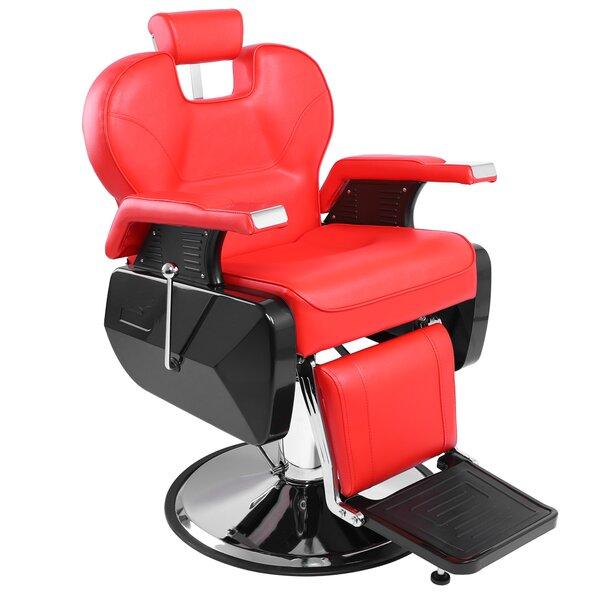 Hydraulic Salon Massage Chair By Orren Ellis