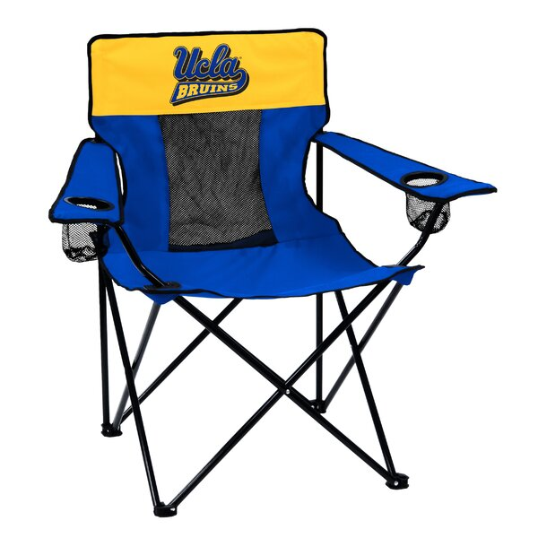 NCAA Elite Camping Chair by Logo Brands Logo Brands