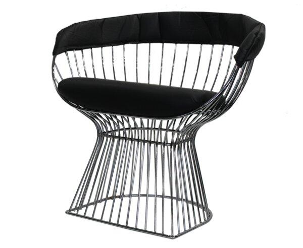 Huckabee Papasan Chair by Mercer41