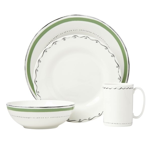 Union Square 4 Piece Place Setting by kate spade new york
